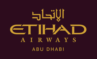 EY Etihad Airways new logo En 400x242 - Members of Etihad Airways' loyalty programme to gain access to over 300,000 hotels and 500,000 rental cars‎ worldwide