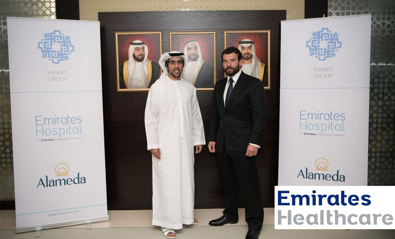 Emirates Healthcare Group Photo AETOSWIRE 1514890430 - Emirates Healthcare Group partners with Egypt's Alameda Healthcare
