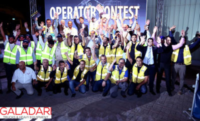Galadari trucks Photo2 AETOSWire 1516685462 copy 400x242 - Galadari Trucks' Second Komatsu Excavator Contest Sees Competition at Full Throttle