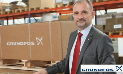 Okay Barutcu Group Senior Vice President and Regional Managing Director of Grundfos East Europe West Asia Middle East Africa region Photo AETOSWire 1515389828 400x242 - Grundfos Appoints New Head for East Europe, West Asia, Middle East & Africa
