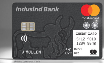 The Dynamics Inc and IndusInd 1515420474 400x242 - Dynamics Inc., Global Banks, Payments Networks, and Telecommunications Carriers Unveil Wallet Card™