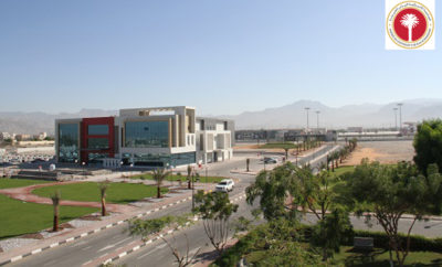 The grounds of the American University of Ras Al Khaimah Photo AETOSWire 1517039246 copy 400x242 - AURAK and WSU Sign Student Transfer Program