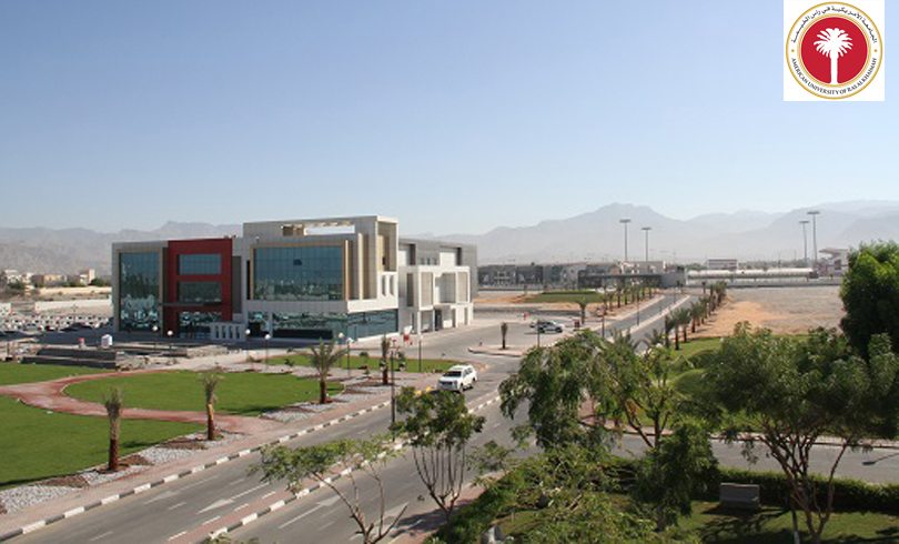 The grounds of the American University of Ras Al Khaimah Photo AETOSWire 1517039246 copy - Yesgulf