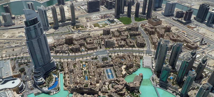 burj khalifa - Dubai top tourist places