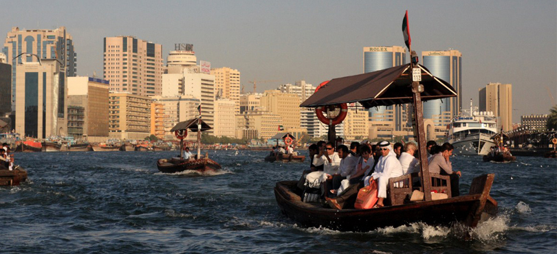 dubai creek - Dubai top tourist places