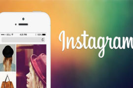 Social media marketing through Instagram