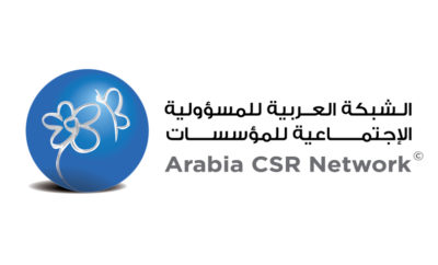 ArabiaCSRNetwork LOGO 1517720699 400x242 - Arab World's leading CSR Accolade is Open to Registration for the 11th Consecutive Year