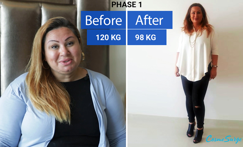 Dina 39 struggled with weight gain for 7 years now sheds 22 kg in less than 12 weeks Photo AETOSWIRE 1517406691 - Yesgulf
