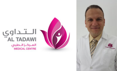 """Dr Salman Adi Photo AETOSWire 1519129924 400x242 - Al Tadawi Medical Centre stresses the importance of using modern techniques in the treatment of angina pectoris """"Chest Pain"""""""