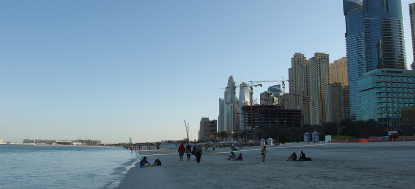JUMEIRAH BEACH RESIDENCE WALK AND DUBAI MARINA - Looking for a checklist of places to visit in Dubai at night?