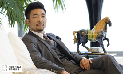 Ma Guolong CEO of Oriental Pearls Real Estate Developers Photo AETOSWire 1519540231 400x242 - Oriental Pearls makes final shortlist in three categories at Gulf Real Estate Awards