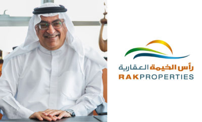 Mohammed Al Qadi Managing Director and Chief Executive Officer RAK Properties 1518704538 400x242 - RAK Properties records 10% growth in net profit in 2017