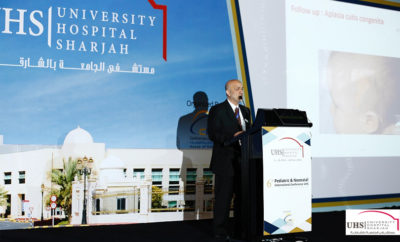 Professor Hakam Yaseen spearheads 6th Photo AETOSWire 1519293453 400x242 - Professor Hakam Yaseen spearheads 6th Pediatric & Neonatal International Conference to lower infant and child mortality rates