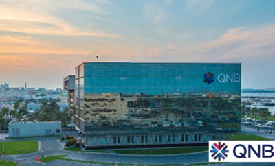 QNB Group HQ Building in Doha Photo AETOSWire 1518020190 400x242 - QNB Group Announced the Successful Closing of the Syndication for Its USD 3.5 Billion Three Year Senior Unsecured Term Loan Facility