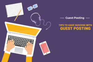 Guest posting for SEO services