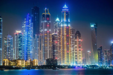 dubai at night 370x247 - Looking for a checklist of places to visit in Dubai at night?