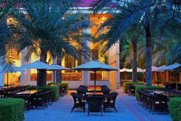 Salalah Rotana Resort family holiday in Oman