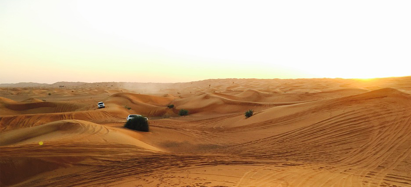the arabian desert dubai - Looking for a checklist of places to visit in Dubai at night?
