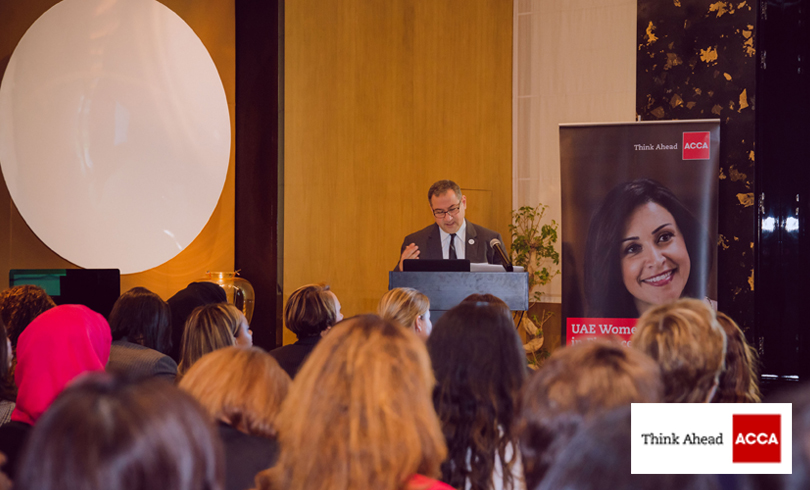 ACCAs Annual Women in Finance event Photo AETOSWire 1520488474 - The Leaking Pipeline Needs to be an Immediate Priority for all Current and Future Business Leaders in the UAE States ACCA