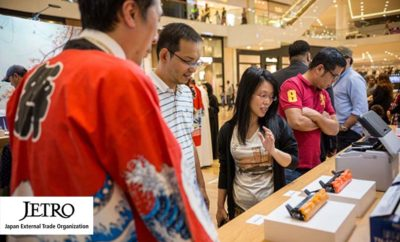 Customers checking out the Jetro Stall at Festival City Photo AETOSWire 1521377952 400x242 - Japanese and Middle East anti-counterfeits watchdog, JETRO and MEIPG, steps up war against fakes in the UAE