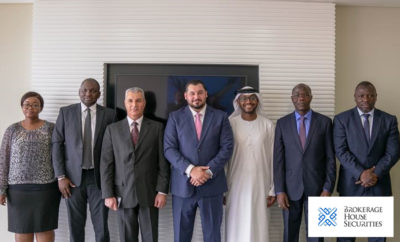 Group picture for ADX BHS and the delegation from Africa Photo AETOSWire 1519735898 1 400x242 - Leading UAE brokerage firm BHS hosts West African stock exchange delegation