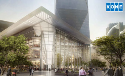 ICD Brookfield Photo AETOSWire 1520860193 400x242 - KONE Wins Order for ICD Brookfield Place in Dubai