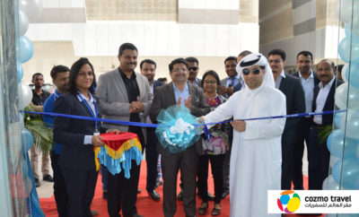 Image CozmoTravel AlNahdaBranch 1520334192 400x242 - Cozmo Travel expands its UAE presence, opens three more outlets