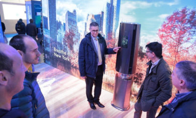 Media Un 2 Photo AETOSWire 1521727437 400x242 - Midea Unveils World's First Microclimate Air Conditioner at MCE