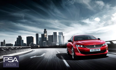 New PEUGEOT 508 Photo AETOSWire 1519911984 400x242 - Historic Results of Groupe PSA in 2017: Revenue, Volume of Sales, Recurring Operating Income and Net Result Group Share at a Record Level