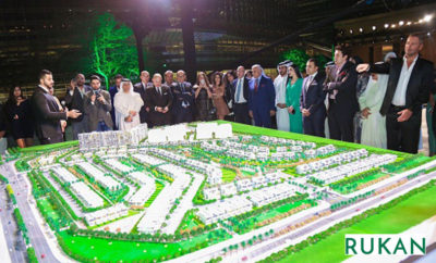 Rukan Residence Structure 1520774333 400x242 - Continental Investments launches Dh1 billion Rukan Residence in Dubai Land