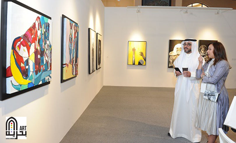 Third Edition of Bahrain s Contemporary Art Fair ArtBAB Photo AETOSWire 1520855578 - Third Edition of Bahrain's Contemporary Art Fair ArtBAB Set to Enthral and Educate