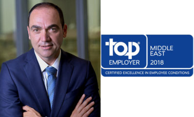 Top Employer 1521010671 400x242 - Merck Honoured as Employer of the Year for the Second Consecutive Year