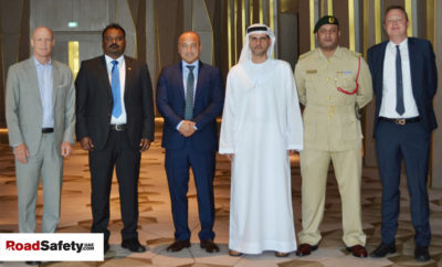 WABCO Dubai Police RoadSafetyUAE first ever UAE Truck Trailer Safety Conference 1521618777 400x242 - 'First-Ever' UAE Truck Trailer Safety Conference