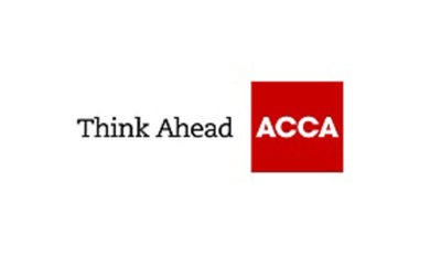 ACCA logo 1524634100 400x242 - Economic Confidence In Middle East Rebounds Amid Reforms And Strong Global Outlook