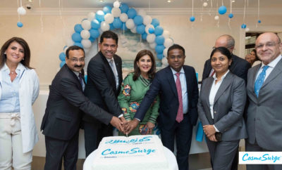 CosmeSurge Team Photo AETOSWire 1524555127 400x242 - CosmeSurge Celebrates 'Sweet 16' Anniversary As UAE Continues To Be a Hub for Medical Tourism