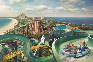 things to do in dubai atlantis water park