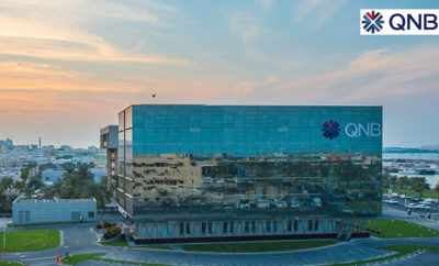 QNB Group HQ Building in Doha Photo AETOSWire 1523360827 400x242 - QNB Group: Financial Results for the Three Months Ended 31 March 2018