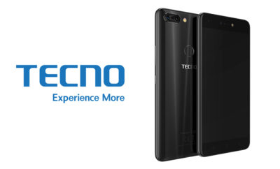 TECNO Logo 01 1522649383 400x242 - Excitement grips smartphone enthusiasts in UAE as TECNO's latest mobile device expected to hit the market soon
