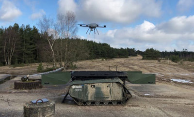 The THeMIS UGV 1523343691 400x242 - EDSIIC: Estonian Defence Forces Assess Impact of Robotic Solutions on Defence Capabilities