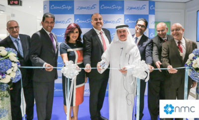 HE Dr Amin Hussain Al Amiri Photo AETOSWire 1527163186 400x242 - CosmeSurge Unveils Its 13th Branch in UAE  NMC to Open New Cosmetic Entities around the World