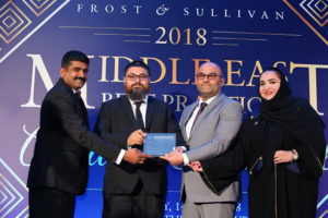 LSC Warehousing Logistics ServicesPhoto AETOSWire 1526969767 300x200 - LSC Warehousing & Logistics Services Co Wins '2018 KSA Warehousing Service Provider of the Year Award' at the Frost & Sullivan Middle East Best Practices Awards