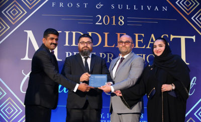 LSC Warehousing Logistics ServicesPhoto AETOSWire 1526969767 400x242 - LSC Warehousing & Logistics Services Co Wins '2018 KSA Warehousing Service Provider of the Year Award' at the Frost & Sullivan Middle East Best Practices Awards