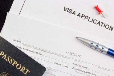 Visa and Passport 370x247 - UAE Visa System Changes - 100% Business Ownership for Companies