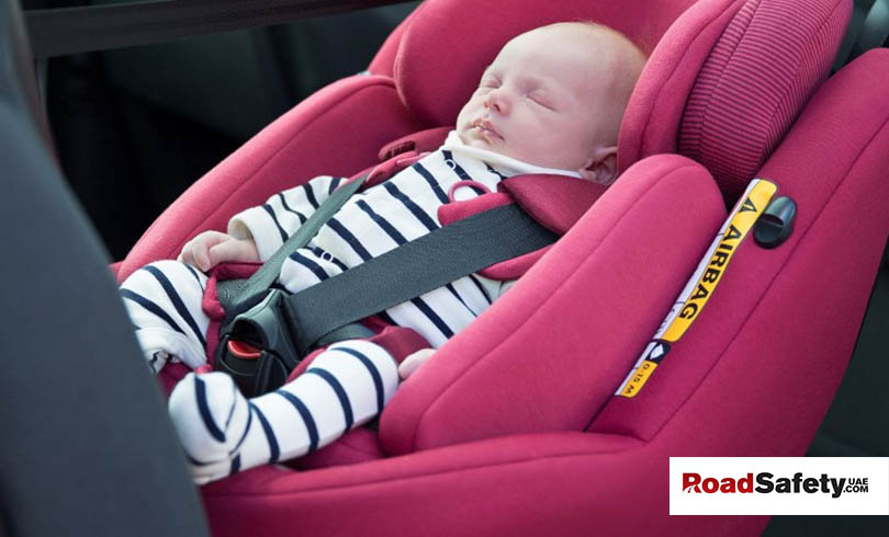 Airbag Car Child Seat Lifestyle 1528612528 copy - UAE's First Airbag Child Car Seat – Cooperation RoadSafetyUAE and Mamas & Papas