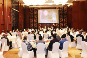 Annual Suhoor 300x200 - Al Meera shares the spirit of Ramadan  during its annual Suhour gathering