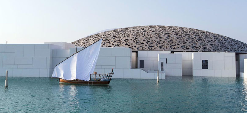 Louvre Abu Dhabi - 5 Things to do in Abu Dhabi this Summer