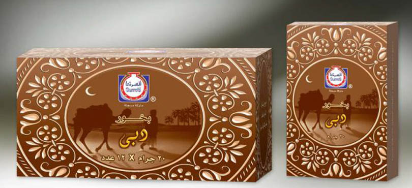 Oudh and Bakhoor - Souvenirs from Dubai