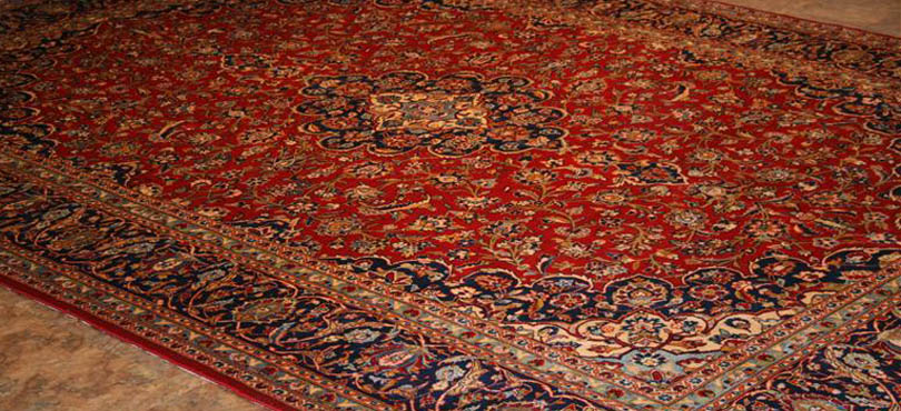 Persian rugs and carpets - Souvenirs from Dubai