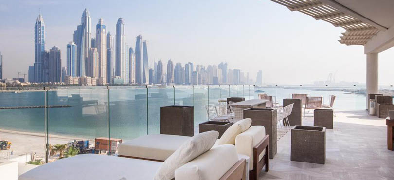 The penthouse - Where to watch FIFA world cup in Dubai 2018