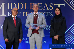 Group photo Photo AETOSWire 1531991146 300x200 - Burjeel Hospital(A unit of VPS Healthcare) Wins '2018 UAE Private Tertiary Care Service Provider of the Year Award' at the 2018 Frost & Sullivan Middle East Best Practices Awards